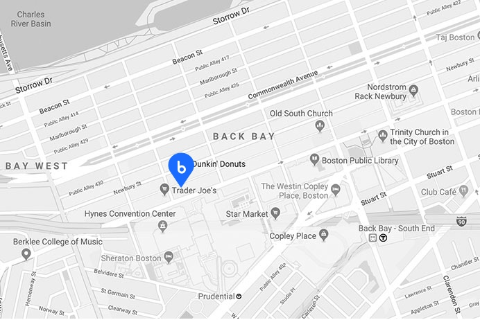 Boston Office location
