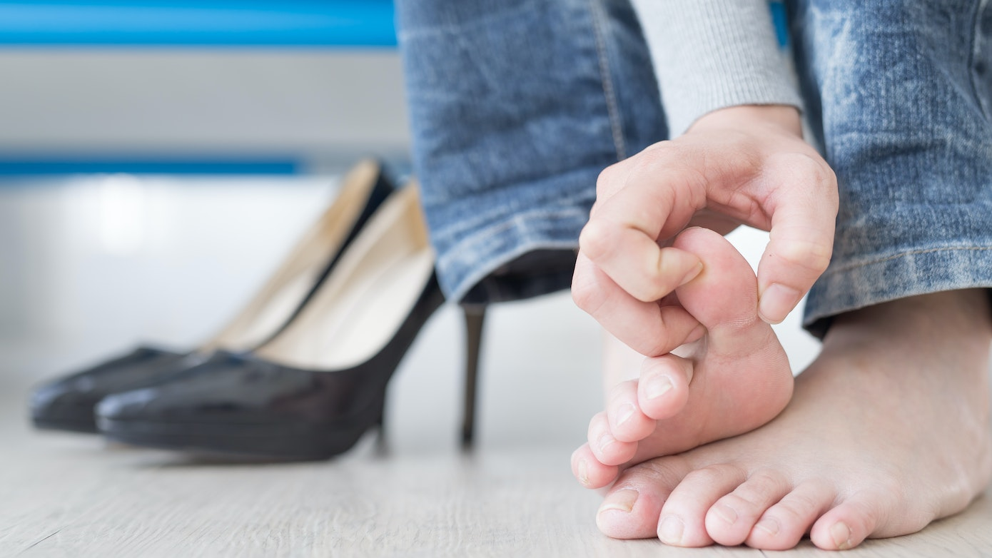Foot/Toe Itch Symptoms, Causes & Common Questions | Buoy