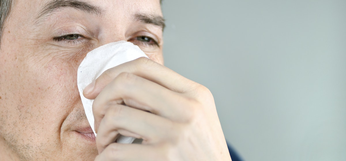 9 Nasal Sores Causes   Treatments for a Nasal Ulcer   Buoy