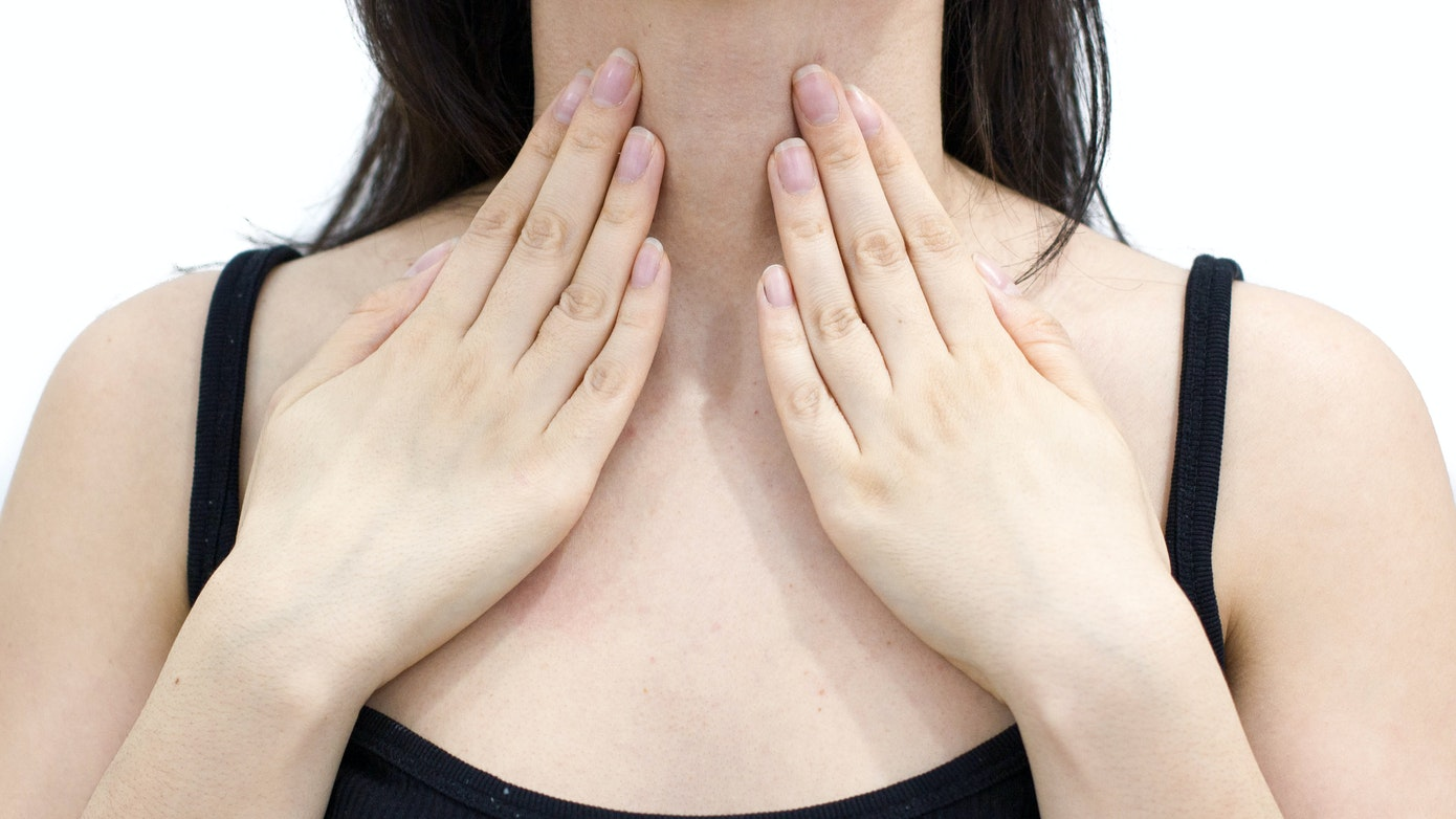 Painful Lymph Nodes Along Neck | 6 Causes & Relief Options