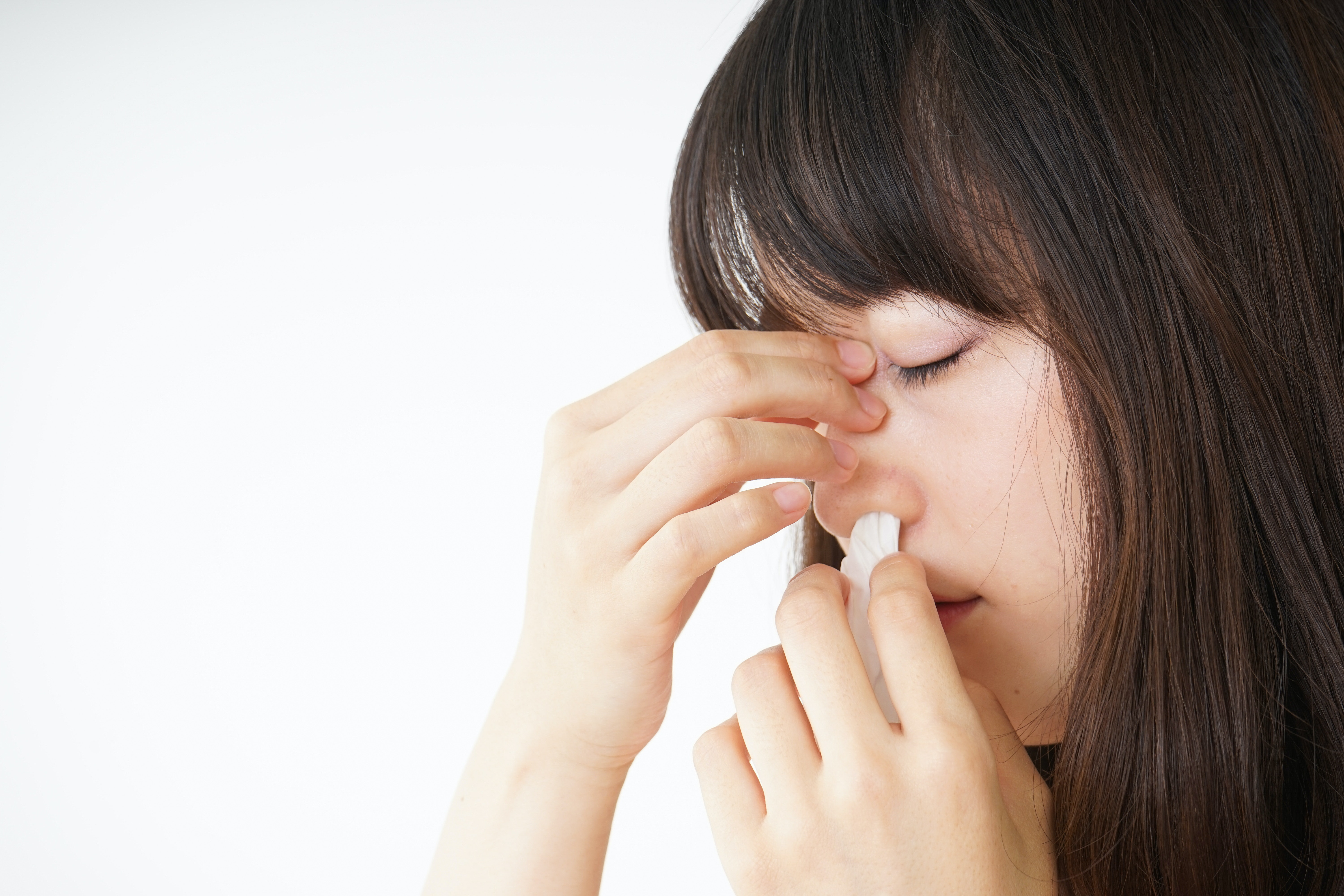 Pain in the nose