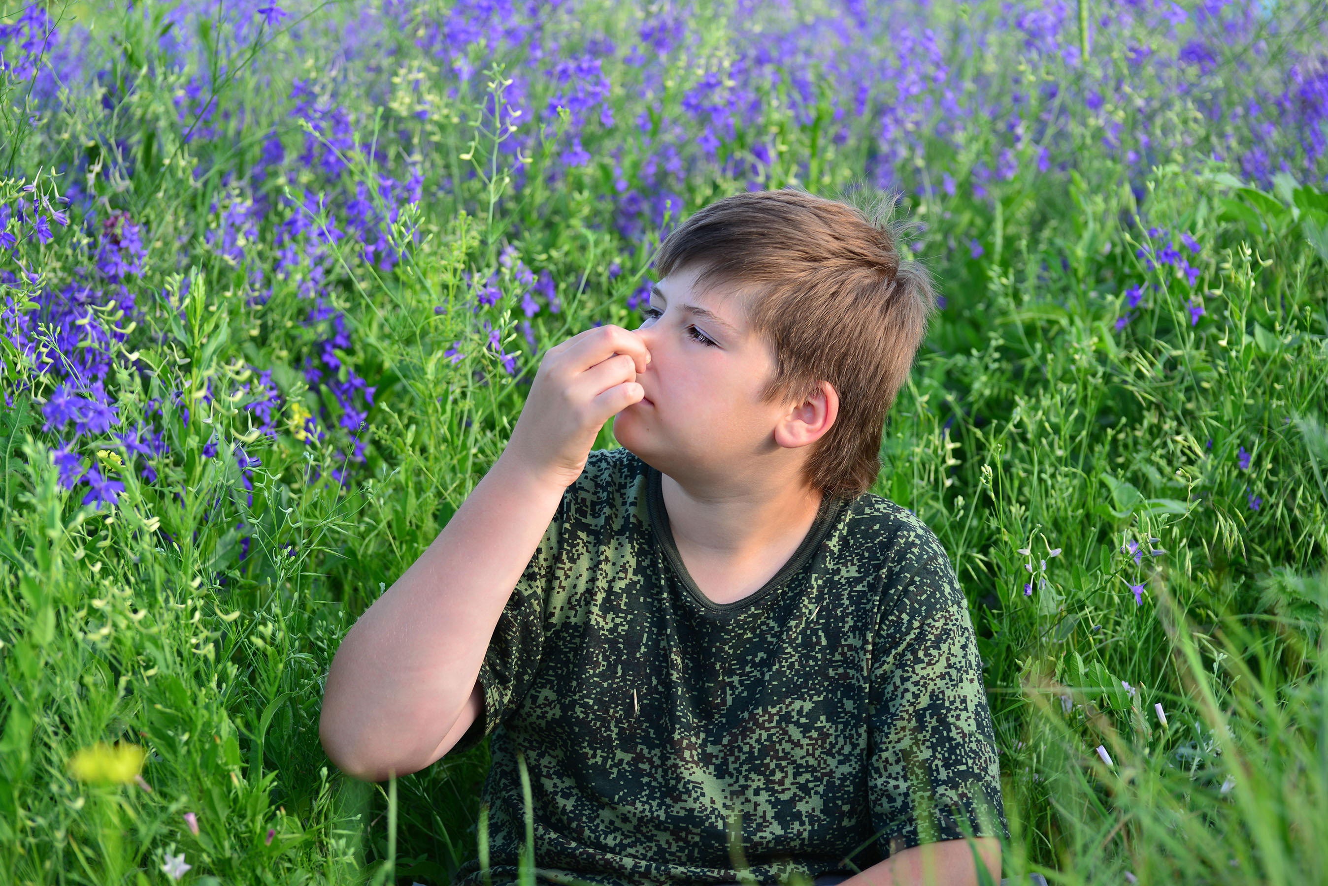 Itchy Nose? 9 Reasons Your Nose is Itching | Buoy