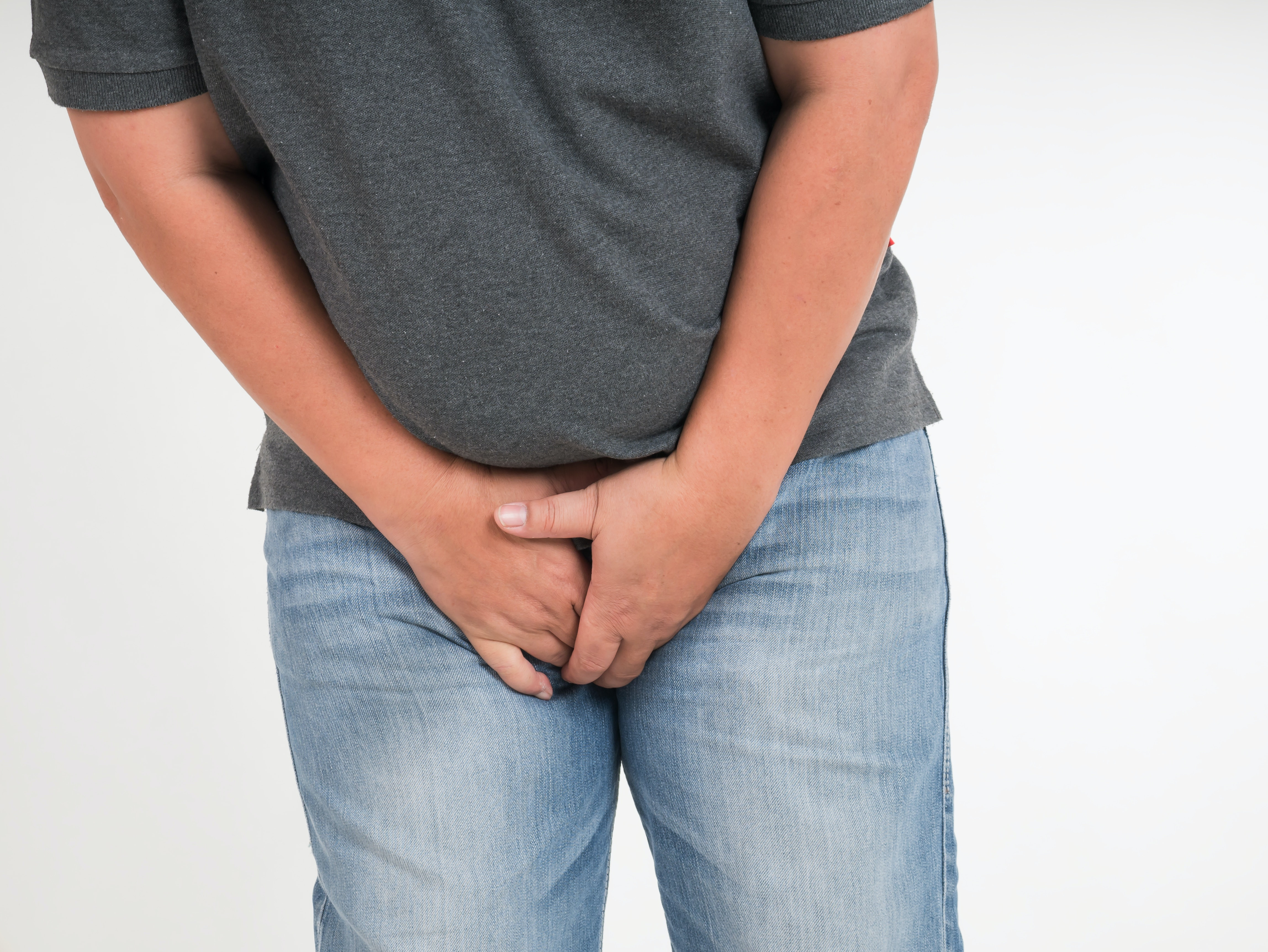 Hurt testicles from lack of sex