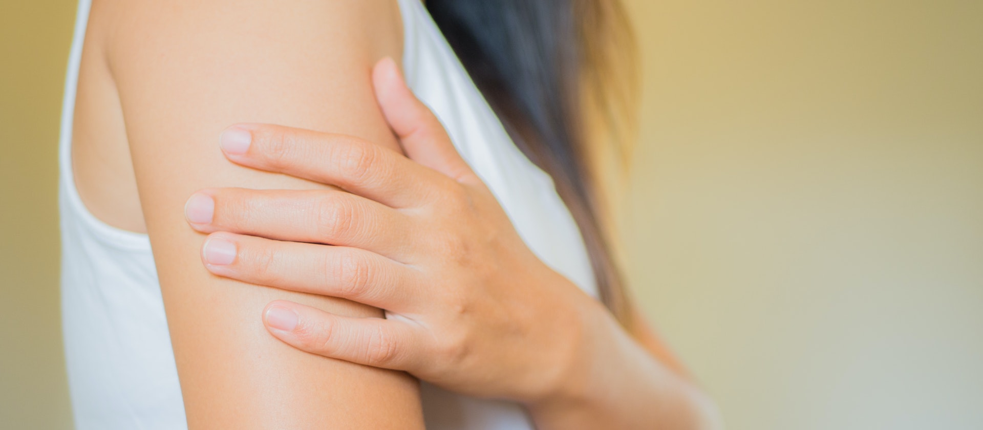 pink or red arm bump symptoms causes common questions buoy