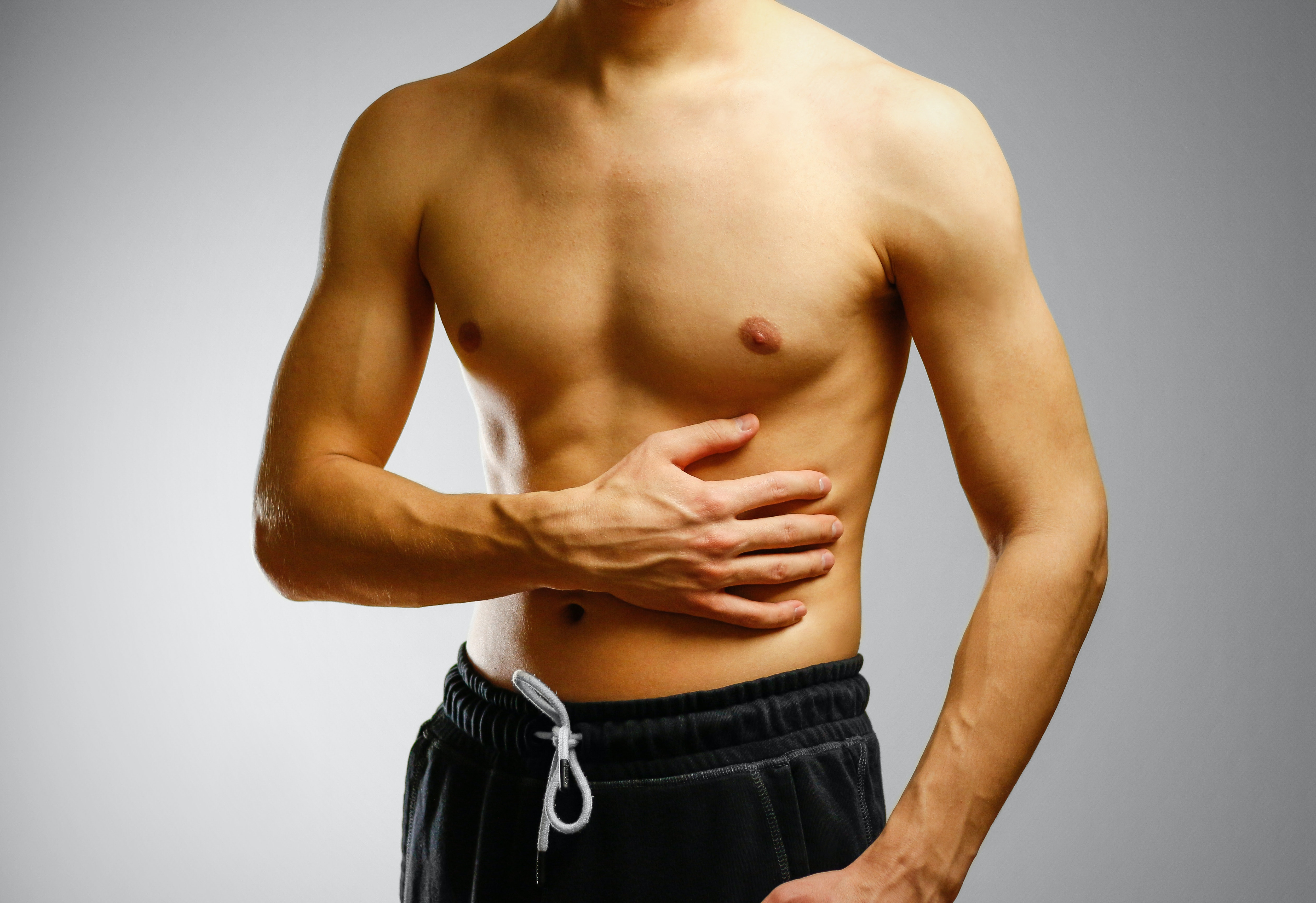 What hurts in the right side under the rib Well find out