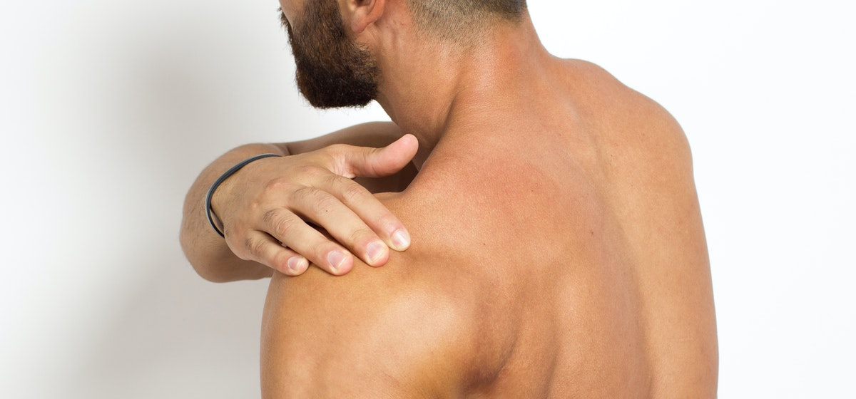 Swelling Of Both Shoulders Symptom