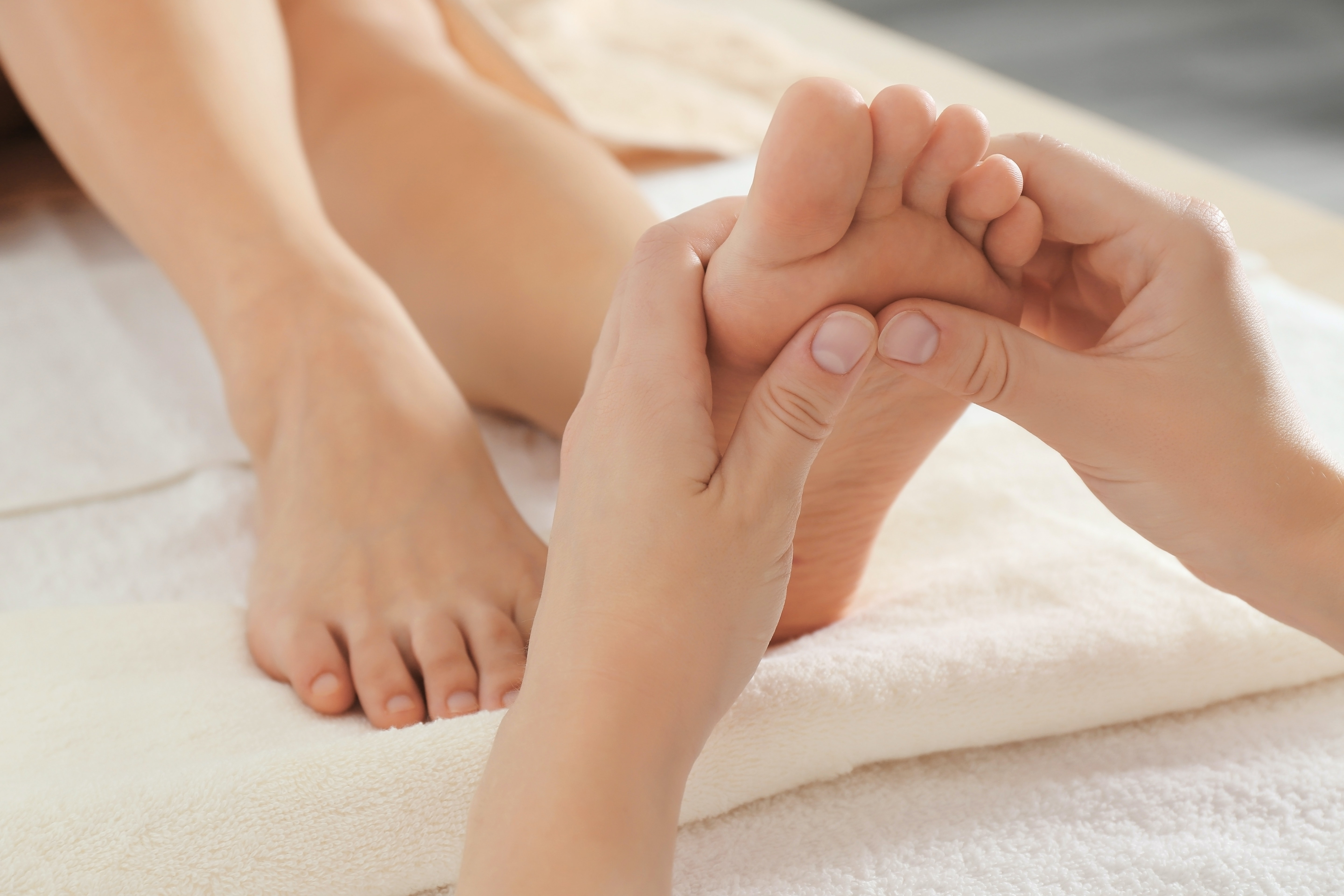 Several ways to combat this phenomenon, like bumps on the toes