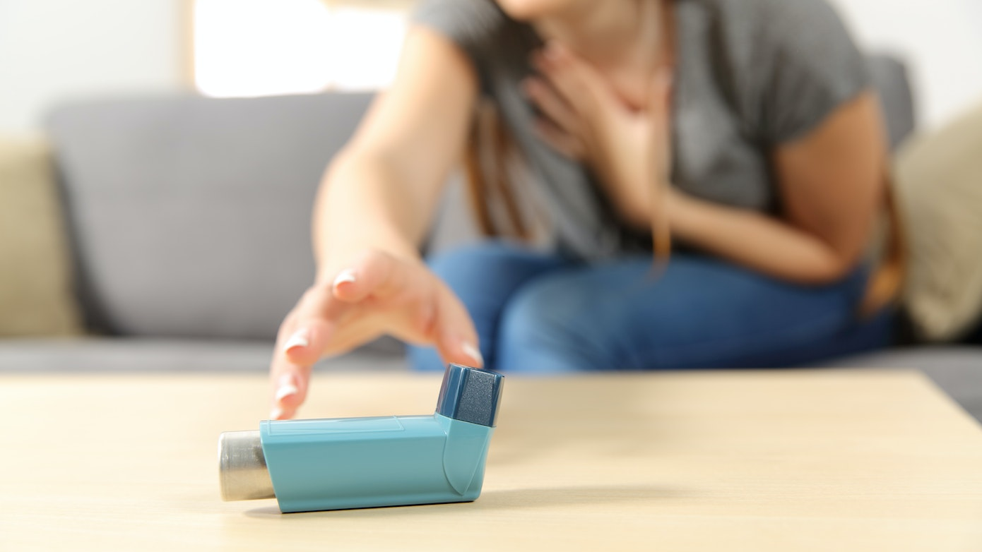 How to Stop Wheezing: Asthma, Bronchitis & 7 Wheezing Causes